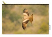 Yellow Billed Kite 7 Carry-all Pouch