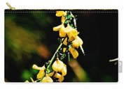 Yellow Blossoms Carry-all Pouch