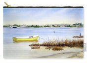 Yellow Boat I Carry-all Pouch