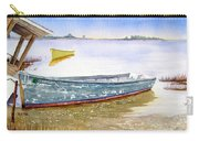 Yellow Boat II Carry-all Pouch