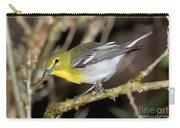 Yellow-breasted Vireo Carry-all Pouch