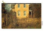 Yellow Brick Farmhouse Carry-all Pouch