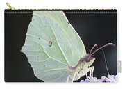 Yellow Brimstone Carry-all Pouch