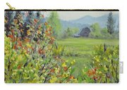 Yellow Broom Spring Carry-all Pouch
