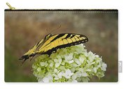 Yellow Butterfly 2 Carry-all Pouch