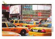 Yellow Cabs Carry-all Pouch