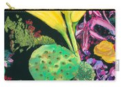 Yellow Cala Lilies Carry-all Pouch