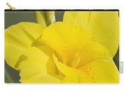 Yellow Canna 2 Carry-all Pouch