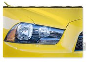 Yellow Charger 1520 Carry-all Pouch