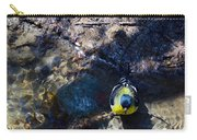 Yellow Chested Birdy Carry-all Pouch