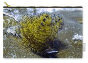 Yellow Christmas Tree Worm Carry-all Pouch