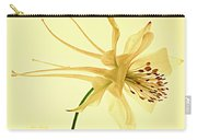 Yellow Columbine Study  Carry-all Pouch