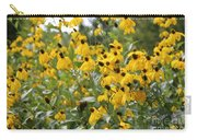 Yellow Cone Flowers Carry-all Pouch