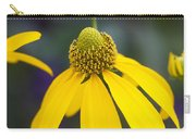 Yellow Coneflower Rudbeckia Carry-all Pouch