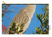 Yellow Crown Night Heron Carry-all Pouch