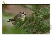Yellow-crowned Kinglet Carry-all Pouch