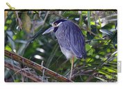 Yellow Crowned Night-heron Carry-all Pouch