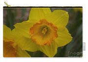 Yellow Daffies Carry-all Pouch