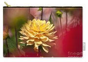 Yellow Dahlia 2 Carry-all Pouch