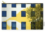 Yellow Facade In Berlin Carry-all Pouch