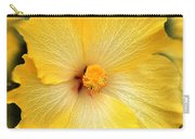 Yellow Fantasy Hibiscus Flowers Carry-all Pouch