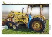 Yellow Ford Tractor Carry-all Pouch