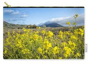Yellow Foreground Carry-all Pouch