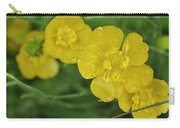 Yellow Glow Carry-all Pouch