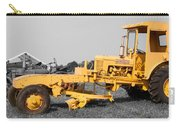 Yellow Grader Carry-all Pouch