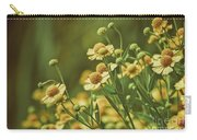 Yellow Green Carry-all Pouch