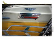 Yellow Harley Saddlebags Carry-all Pouch