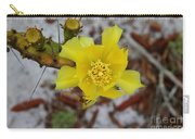 Yellow Honey Carry-all Pouch