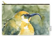 'akiapola'au - Hawaiian Yellow Honeycreeper Carry-all Pouch
