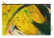 Yellow Horse Carry-all Pouch