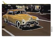Yellow Hotrod Carry-all Pouch