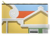 Yellow House Carry-all Pouch