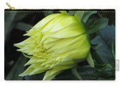 Yellow In Bloom Carry-all Pouch