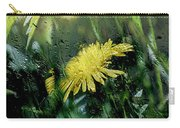 Yellow In The Rain Carry-all Pouch