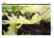 Yellow Japanese Maple Carry-all Pouch