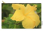 Yellow Carry-all Pouch