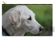 Yellow Lab Carry-all Pouch