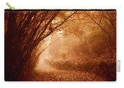 Yellow Leaf Road Carry-all Pouch