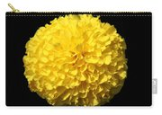 Yellow Marigold Carry-all Pouch