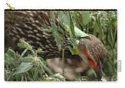 Yellow-necked Spurfowl Carry-all Pouch