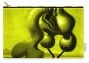 Yellow Passion Carry-all Pouch