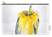 Yellow Pepper Rocket Carry-all Pouch