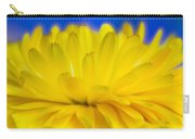 Yellow Petal Explosion Carry-all Pouch