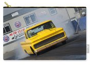 Yellow Pick Up Truck Carry-all Pouch