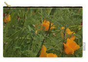 Yellow Poppies Dsc07460 Carry-all Pouch