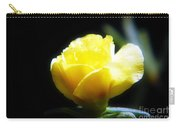 Yellow Primrose Carry-all Pouch
